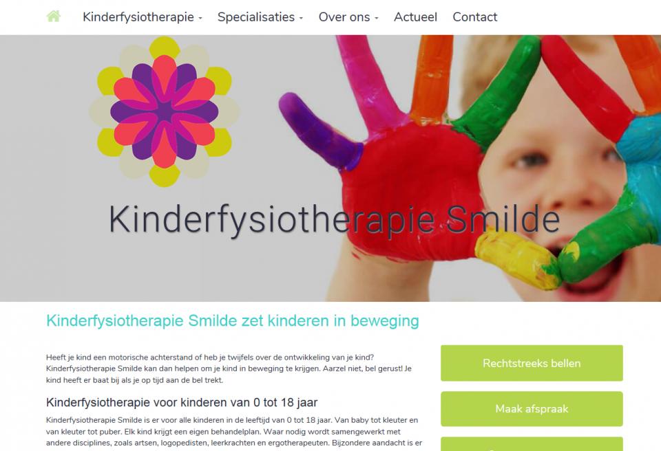 Kinderfysiotherapie Smilde